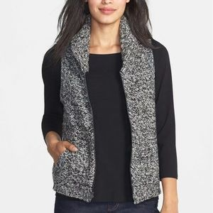 Eileen Fisher Yak Merino Wool Sweater Vest